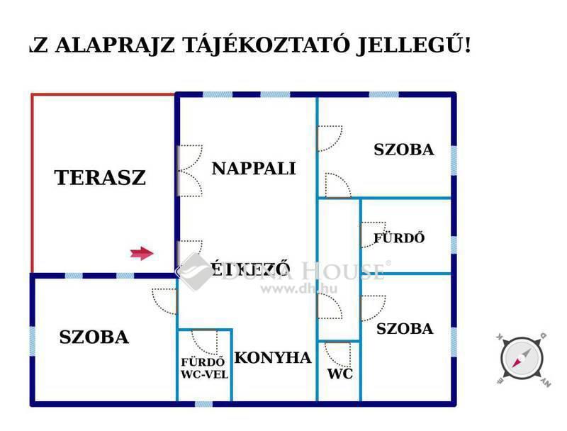 Eladó Ház, Budapest, 19 kerület, Pozsony utca