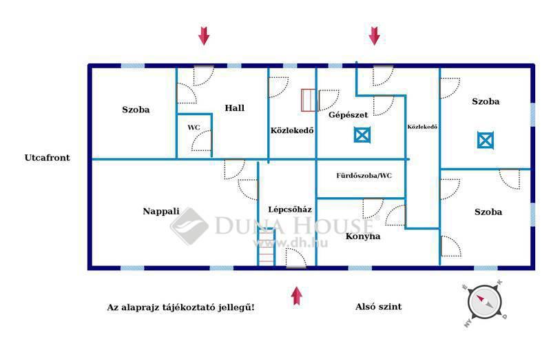 Eladó Ház, Budapest, 14 kerület, Nagyzugló, 340 nm-es családi ház