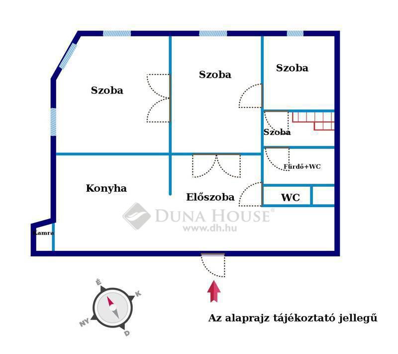 Eladó Lakás, Budapest, 1 kerület, Naphegy alján, lakásnak,irodának