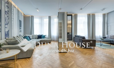 Eladó Lakás, Budapest, 5 kerület, Kristóf téren luxus lakás