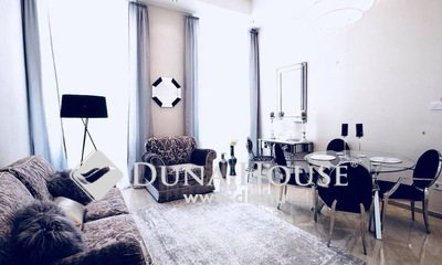 Eladó Lakás, Budapest, 5 kerület, Vámház körúti luxus, teljes bútorzattal.