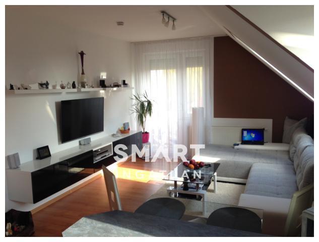 Eladó Lakás, Győr-Moson-Sopron megye, Győr, Gyirmóton,2 szobás teraszos lakás