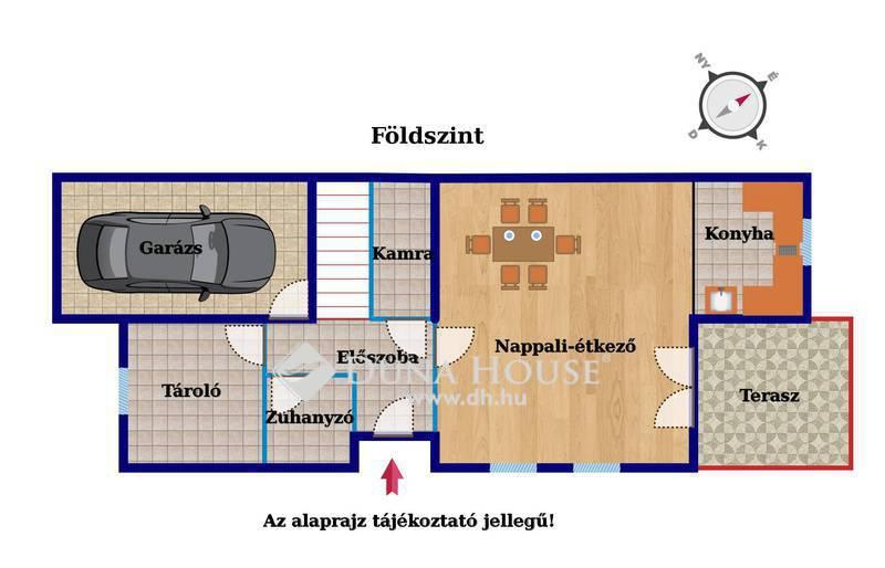 Eladó Ház, Budapest, 16 kerület, Cinkota HÉV-től 10 percre