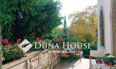 Eladó Lakás, Budapest, 2 kerület, Az Országút, szecessziós ház, terasz, kert