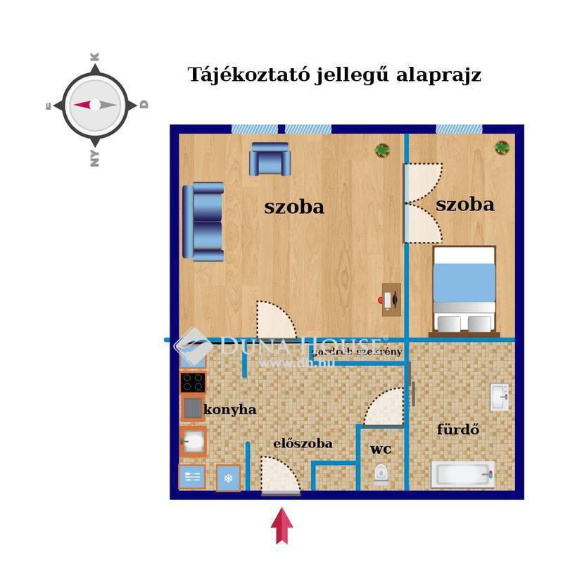 Eladó Lakás, Budapest, 13 kerület, Kifogástalan lakás Újlipótvároson, Lehel térnél