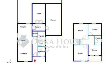 Eladó Ház, Baranya megye, Pécs, Szőlész dűlő