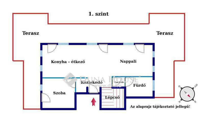 Eladó Lakás, Budapest, 2 kerület, Újszerű PENTHOUSE lakás, PANORÁMA, GARÁZS