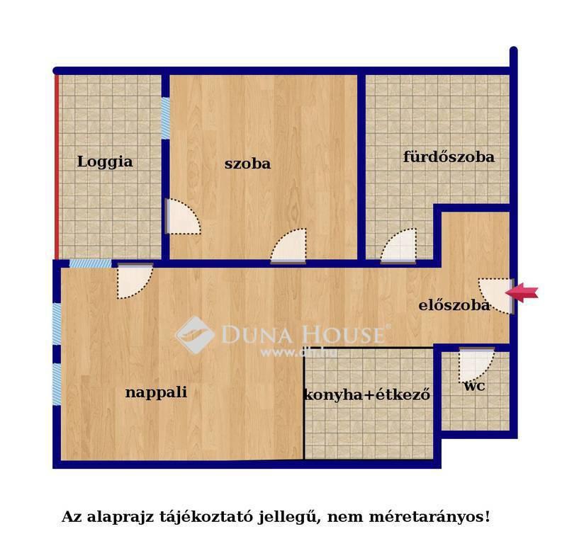 Eladó Lakás, Komárom-Esztergom megye, Tatabánya, Kormányhivatal melletti
