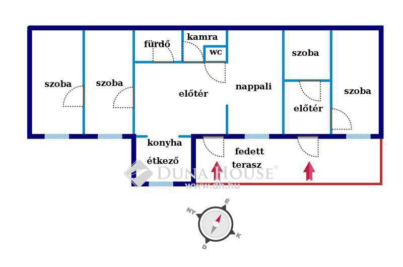 Eladó Ház, Bács-Kiskun megye, Kecskemét, Szuper ház a belvárosban!
