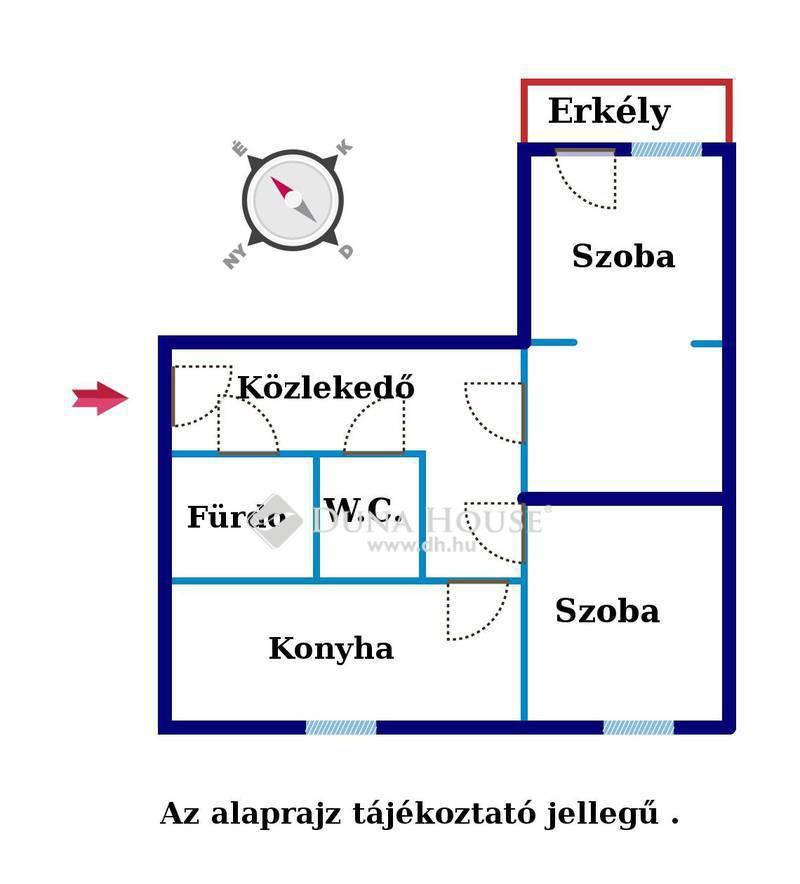Eladó Lakás, Komárom-Esztergom megye, Tatabánya, Gál István lakótelep