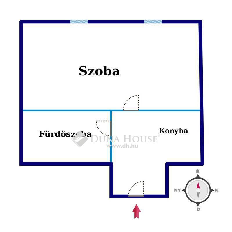 Eladó Lakás, Bács-Kiskun megye, Kecskemét, Széchényiváros új építésű társasházában