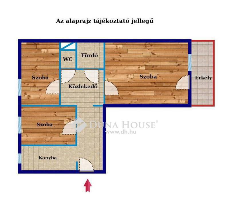 Eladó Lakás, Budapest, 19 kerület, Jókai utca