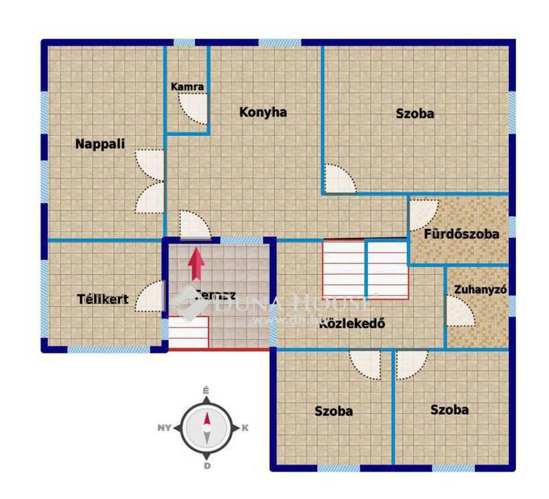 Eladó Ház, Bács-Kiskun megye, Kecskemét, Katonatelep