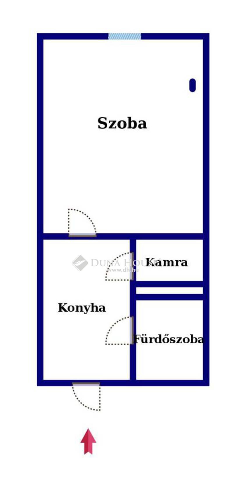 Eladó Lakás, Budapest, 8 kerület, Dankó utca