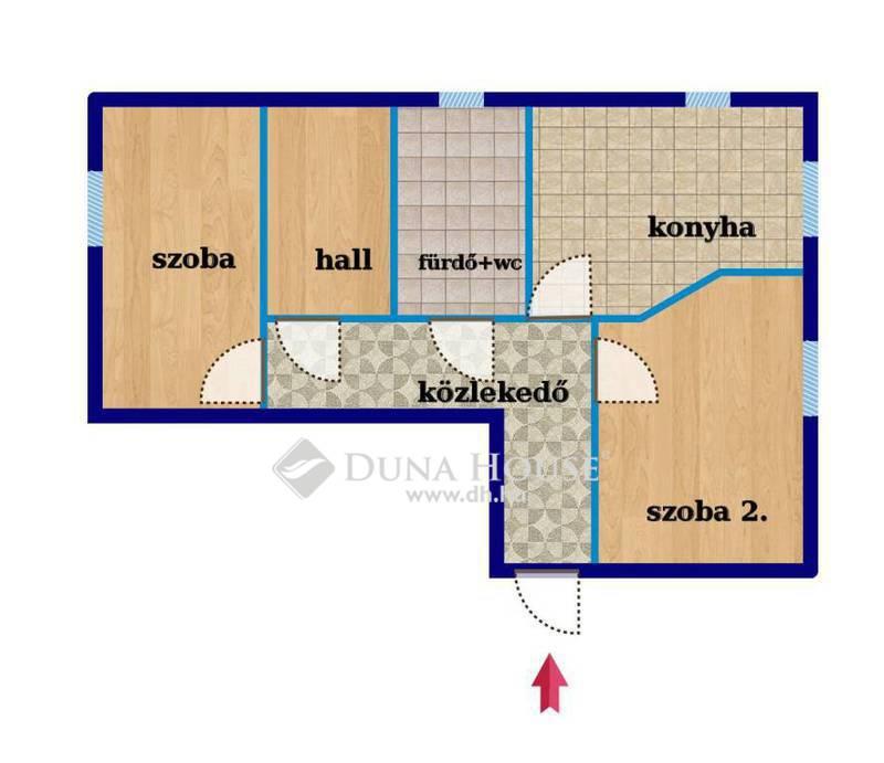 Eladó Lakás, Budapest, 16 kerület, Sashalom