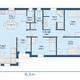 Eladó Ház, Bács-Kiskun megye, Kecskemét, 96m2 családi ház 25.000.000Ft állami támogatással
