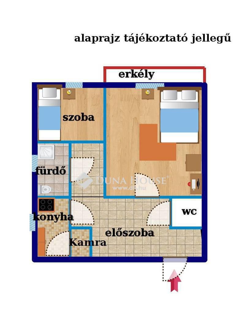 Eladó Lakás, Budapest, 21 kerület, Szent László utca