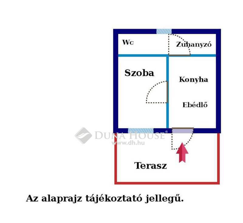 Eladó Ház, Budapest, 17 kerület, Rákoscsabán ikerház fél