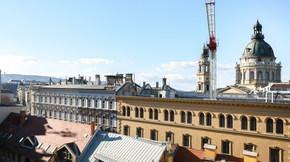 Eladó lakás, Budapest 6. kerület, Andrássy útnál Penthouse