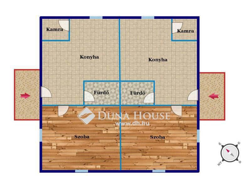 Eladó Ház, Bács-Kiskun megye, Kecskemét, Belváros közeli