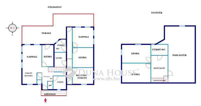 Eladó Ház, Bács-Kiskun megye, Kecskemét, Vacsi hegy