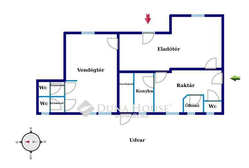 Eladó Ház, Baranya megye, Pécs, Táncsics Mihály utca