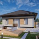 Eladó Ház, Bács-Kiskun megye, Kecskemét, 90 m2-es új-építésű családi ház 5kW napelemmel