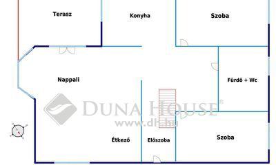 Eladó Ház, Budapest, 15 kerület, Kertvárosi környezetben,7 szobás mesés családi ház