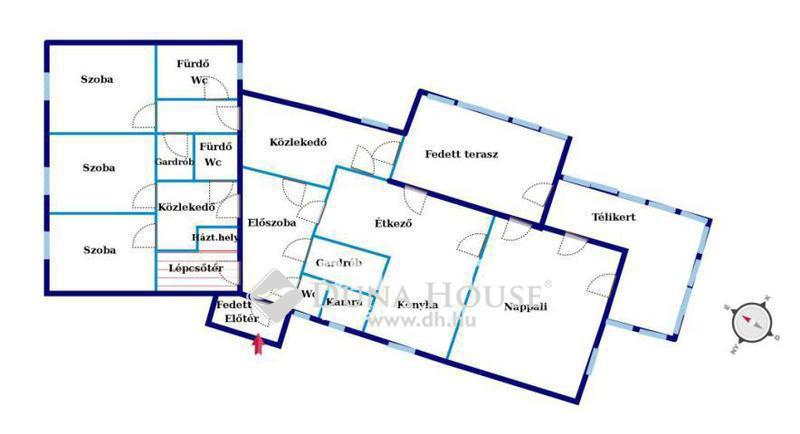 Eladó Ház, Baranya megye, Mohács, Liszt Ferenc utca