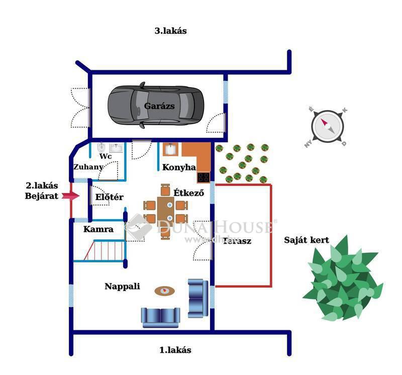 Eladó Ház, Budapest, 16 kerület, Új építésű környezet