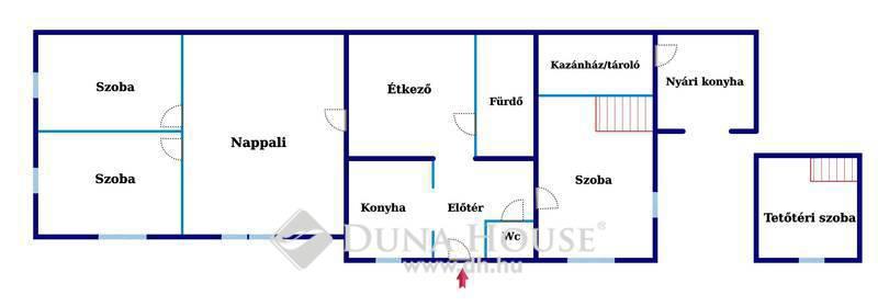 Eladó Ház, Budapest, 16 kerület, Otthonos családi ház,rendezett kertel,medencével