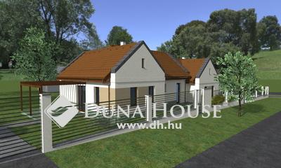 Eladó Ház, Budapest, 16 kerület, Cinkota központi részén új építésű ikerház