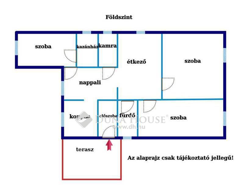 Eladó Lakás, Komárom-Esztergom megye, Tatabánya, Alkotmány utca