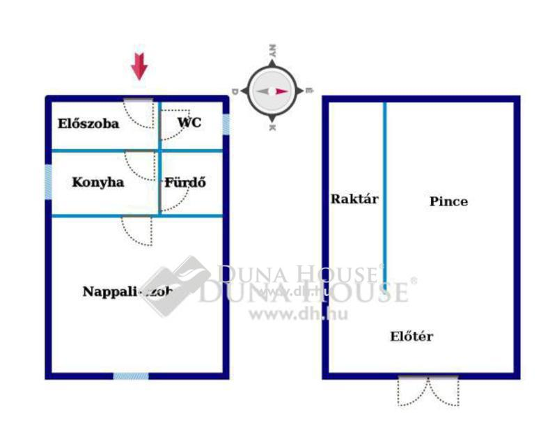 Eladó Ház, Baranya megye, Pécs, Felsőgyükési út