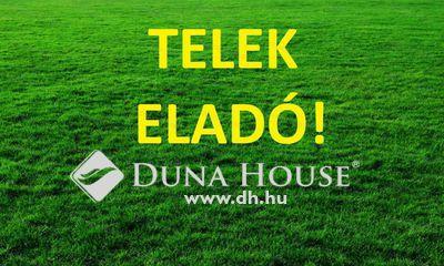 Eladó Telek, Pest megye, Szigetszentmiklós, Nagyméretű építési telek közművekkel a telek előtt