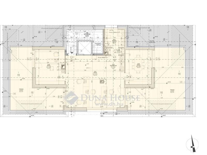 Eladó Iroda, Budapest, 3 kerület, Rómaifürdő új építés 5 lakásos társasház