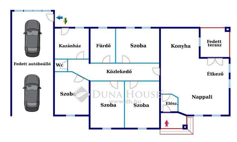Eladó Ház, Bács-Kiskun megye, Kecskemét, Kecskeméthez 5 percre
