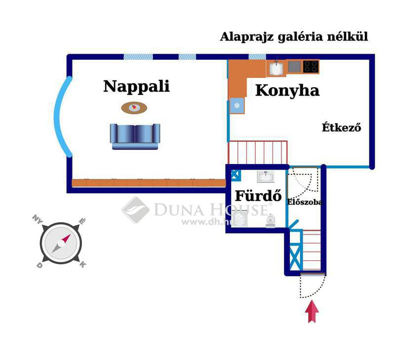 Eladó Lakás, Budapest, 1 kerület, Logodi utca