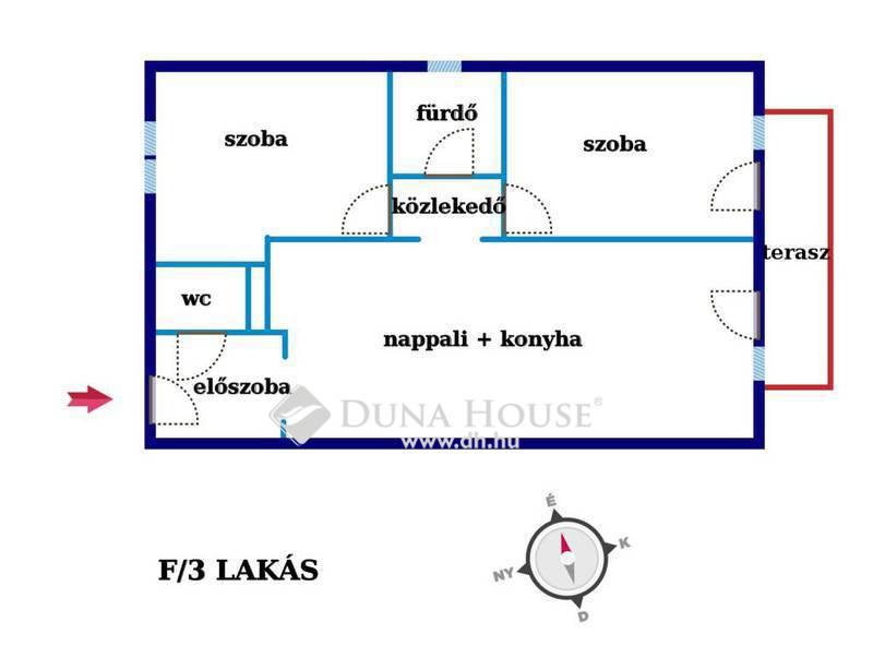 Eladó Lakás, Hajdú-Bihar megye, Hajdúszoboszló, Thermál fürdőtől 500 méterre