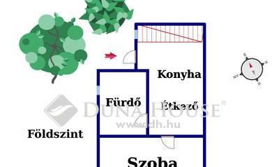 Eladó Lakás, Budapest, 18 kerület, Lónyaytelepen 70nm-es kertrésszel!