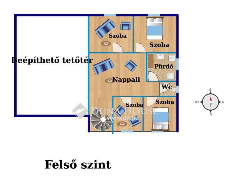 Eladó Ház, Baranya megye, Mohács, Horváth Sándor utca