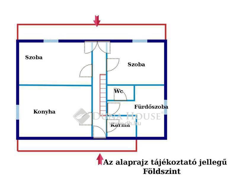 Eladó Ház, Pest megye, Tápiószecső, Két generációnak is alkalmas családi ház