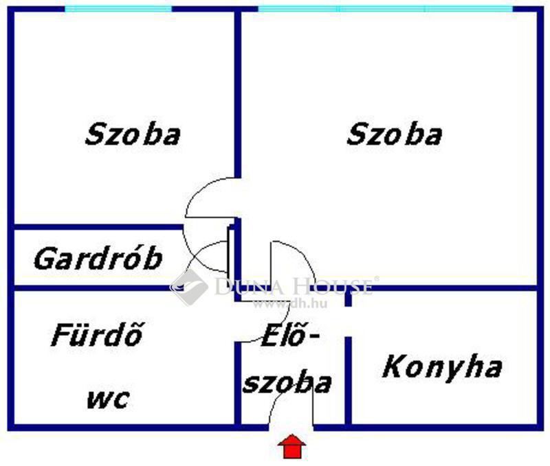 Eladó Lakás, Budapest, 14 kerület, Füredi Lakótelep, panelprogramos házban