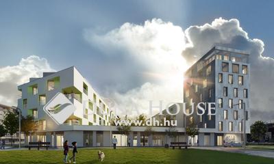 Eladó Lakás, Győr-Moson-Sopron megye, Győr, Belváros Modern Újépítés 2+1 félszobás / 1.emeleti