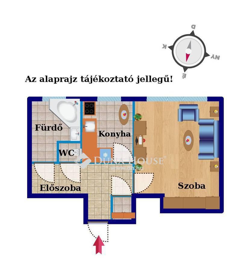 Eladó Lakás, Budapest, 11 kerület, Sashegy lábánál, tehermentes!