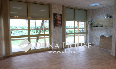 Eladó Iroda, Budapest, 9 kerület, Gizella parkban, földszinti iroda