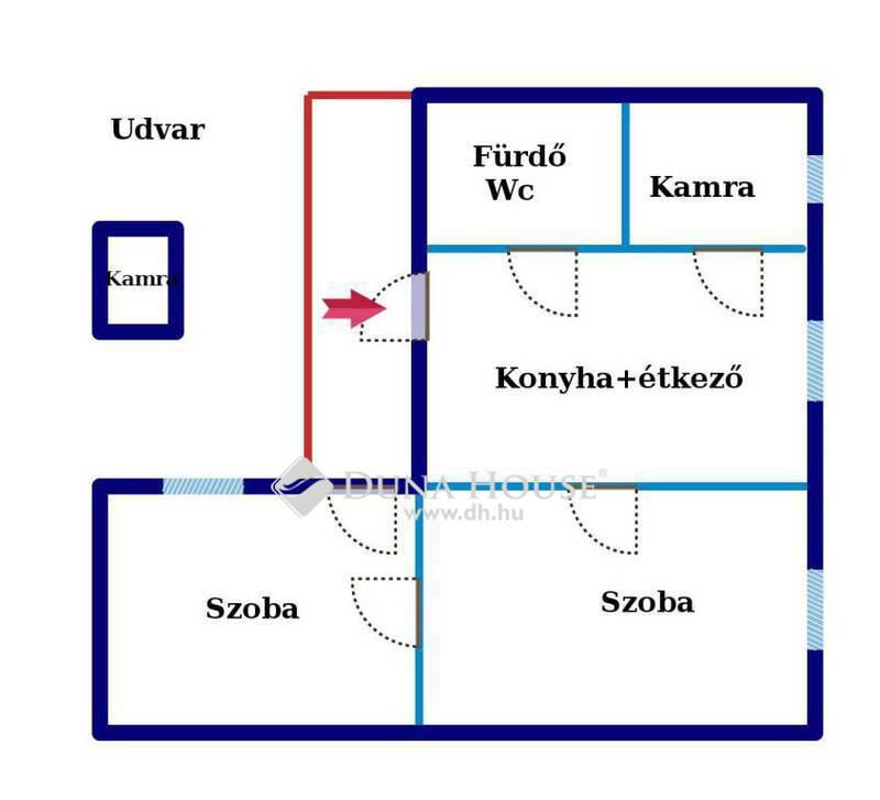 Eladó Ház, Baranya megye, Pécs, Belváros mecsekoldal