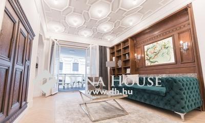 Eladó Lakás, Budapest, 5 kerület, Párizsi udvar, luxus lakás, nagy terasz