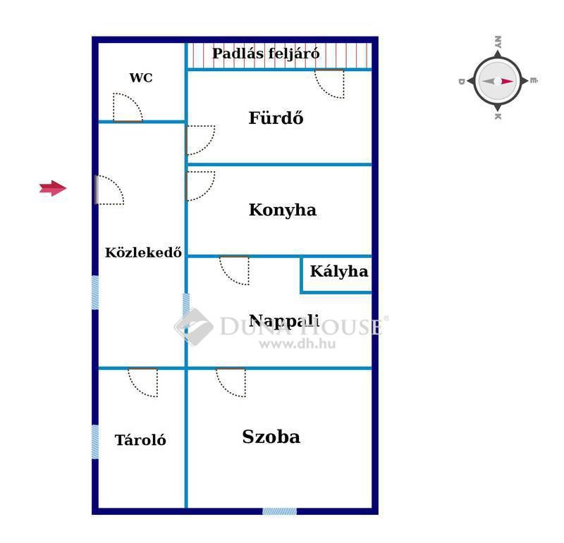 Eladó Ház, Baranya megye, Mánfa, Német utca