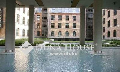 Eladó Lakás, Budapest, 13 kerület, Riverloft Apartmanház
